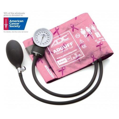 Prosphyg™ 760 Pocket Aneroid Sphygmomanometer - Breast Cancer Awareness