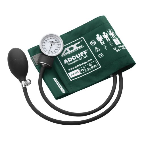Prosphyg™ 760 Pocket Aneroid Sphygmomanometer - Dark Green