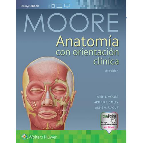 Moore - Anatomía con orientación clínica