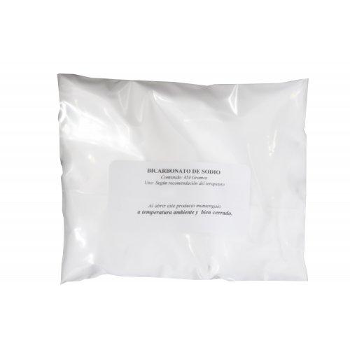 Bicarbonato de Sodio - 454 Gramos