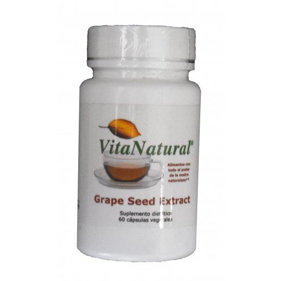 Grape Seed Extract (60 cápsulas)