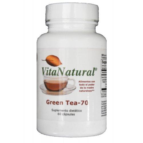 Green Tea Extract 70 (60 cápsulas)
